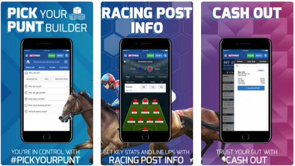 bet on Grand National with Betfred mobile