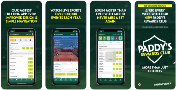 Paddy Power Grand National mobile app
